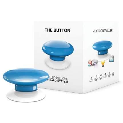 Пульт управления Fibaro The Button, голубой