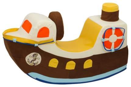 Детская качалка Кораблик PAREMO PCR816-01