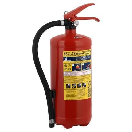 Огнетушитель порошковый ОП-4(з) МИГ 111-05, 4кг