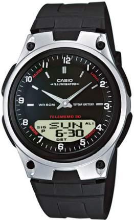 Наручные часы кварцевые мужские Casio Collection AW-80-1A