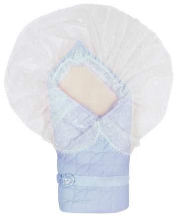 Конверт-одеяло Сонный Гномик Зимушка голубой