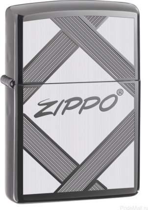Бензиновая зажигалка Zippo №20969 Black Ice