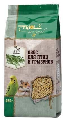 Корм для птиц и грызунов Triol Original Овес, 450г