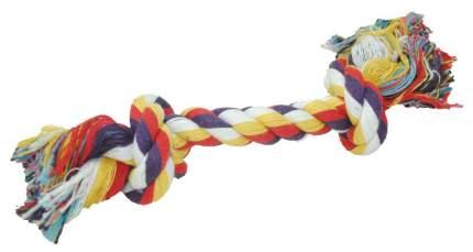 Игрушка для собак HomePet Канат с узлами, 10 см