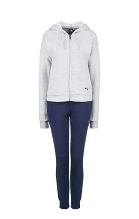 Спортивный костюм Puma 84487604, серый, XS INT