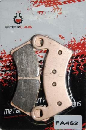 Тормозные колодки Rider Lab для Polaris Ranger  RZR 2203747 2205949 FA452