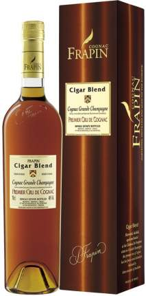Коньяк Frapin  Cigar Blend Grande Champagne Premier Grand Cru Du Cognac with box 0.7 л