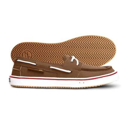 Гидротапки Zhik ZKG BoatShoe, brown, 9 US