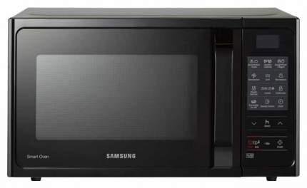 Микроволновая печь с грилем и конвекцией Samsung MC28H5013AK black
