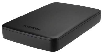 Внешний диск HDD Toshiba Canvio Basics 2TB Black (HDTB320EK3CA)