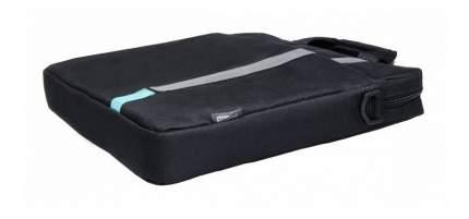 """Сумка для ноутбука 15.6"""" PC Pet HQ 1001TQ Classic черная"""
