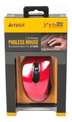 Беспроводная мышка A4Tech G7-630N-4 Black/Red