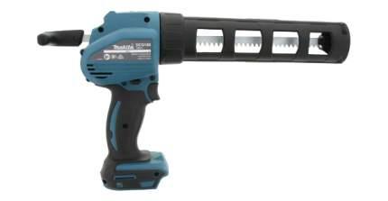 Аккумуляторный пистолет для герметика Makita DCG180Z БЕЗ АККУМУЛЯТОРА И З/У
