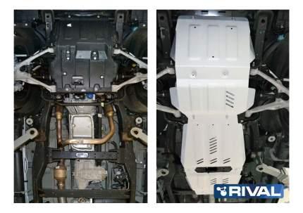 Защита двигателя RIVAL для Cadillac; Chevrolet (333.0808.1)