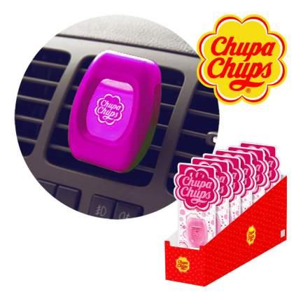 Автомобильный ароматизатор Chupa Chups Strawberry Cream CHP402