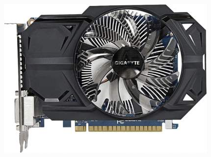 Видеокарта GIGABYTE GeForce GTX 750 Ti (GV-N75TOC-1GI)