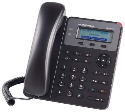 Телефон IP Grandstream GXP-1610 черный