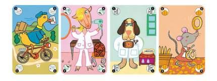 Семейная настольная игра Djeco Happy family