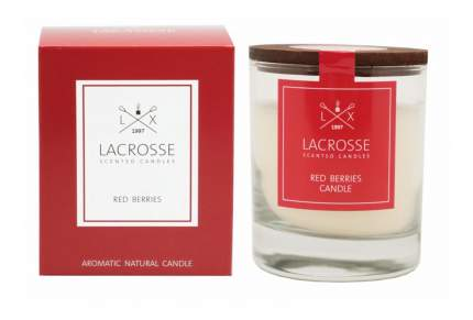 Ароматическая Lacrosse свеча Красные ягоды VV040RRLC