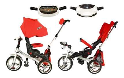 Велосипед Moby kids Leader onesize Leader красный T400