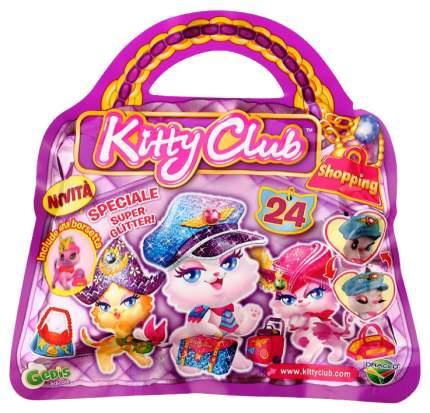 Фигурка Kitty Club в фольгированном пакетике Shopping