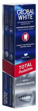 Зубная паста Global White Витаминизированная 100 мл