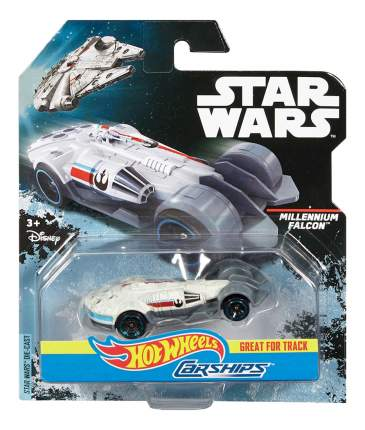 Машинка Hot Wheels Star Wars Millennium Falcon