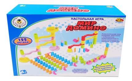 Семейная настольная игра ABtoys Мир Домино