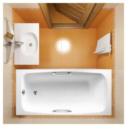 Чугунная ванна Jacob Delafon Diapason 170х75 без гидромассажа