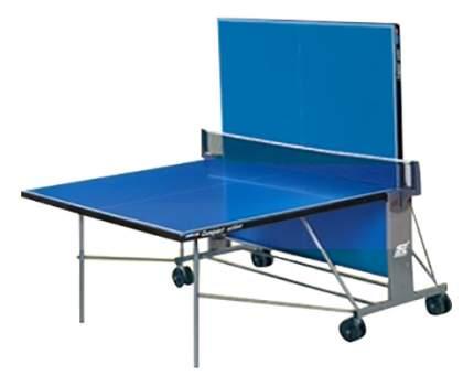 Теннисный стол Start Line Compact LX синий, с сеткой