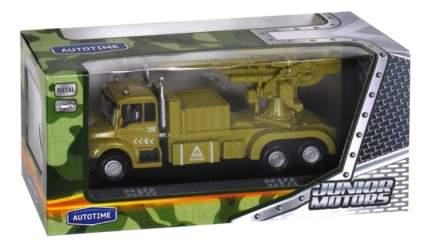 Машина военная Autotime Транспортер с орудием 1:48