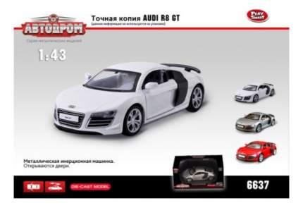 Коллекционная модель Автодром - Audi R8 GT Play Smart А87621 1:43