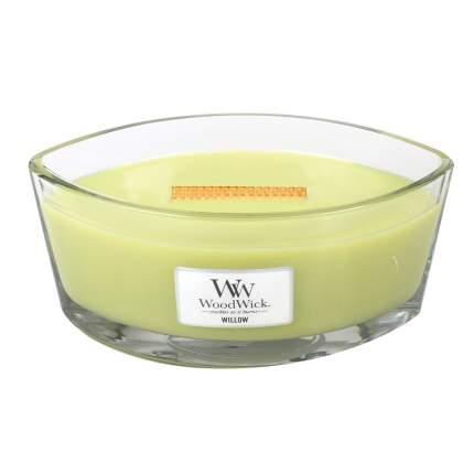 Ароматическая свеча - эллипс Woodwick 'Ива'
