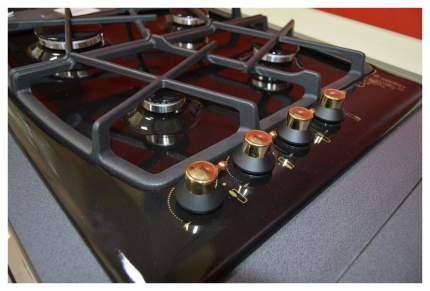 Встраиваемая варочная панель газовая GEFEST СГ СН 1211 К73 Black