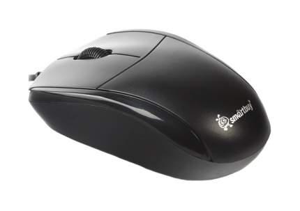 Проводная мышка SmartBuy SBM-322P-K Black