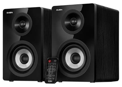 Компьютерная акустическая система SVEN SPS-750, Черный, 50 Вт, ПДУ, Bluetooth, Optical