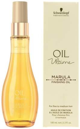 Масло Schwarzkopf Professional Marula Finishing Oil 100 мл