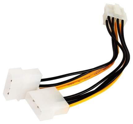 Разветвитель питания Cablexpert CC-PSU-81, 2хMolex PCI-Express 8pin
