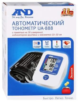 Тонометр A&D UA-888E I01000 автоматический на плечо