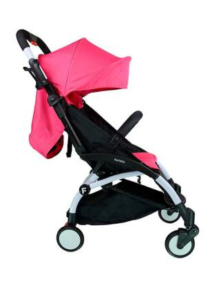Прогулочная коляска Farfello 008A ярко-розовый