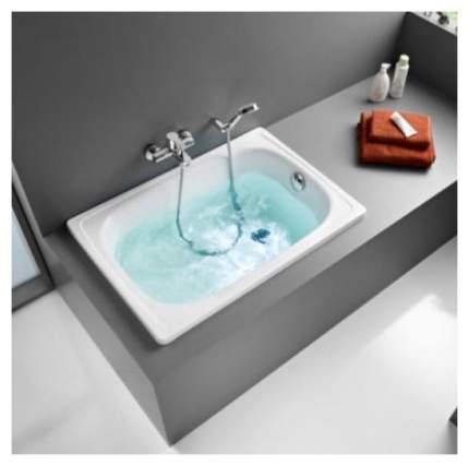 Стальная ванна BLB Europa Mini B15E 105х70 без гидромассажа
