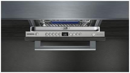 Встраиваемая посудомоечная машина 45 см Siemens SR 655 X 60 MR