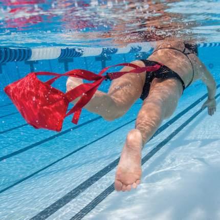 Парашют для плавания Finis Swim Parachute 1.05.110 красный