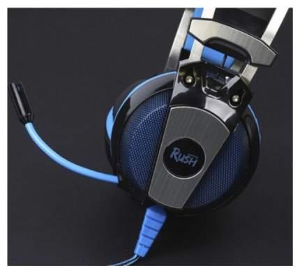 Игровые наушники SmartBuy Rush Python SBHG-4000 Black/Blue