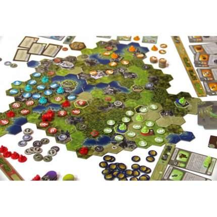Настольная игра Цивилизация Сида Мейера Новый рассвет