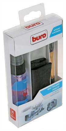 Чистящий набор (салфетки + гель) Buro BU-Photo+Video
