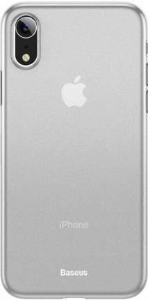 Чехол Baseus Wing (WIAPIPH61-E02) для iPhone XR (White)