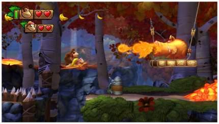 Игра для Nintendo Switch Nintendo Donkey Kong Country: Tropical Freeze