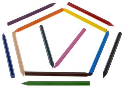 Карандаши цветные JOVI Шестигранные 12 цветов