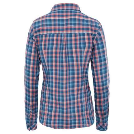 Рубашка The North Face L/S Zion, sunbaked red plaid, L INT